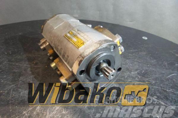 Rexroth Gear pump Rexroth 2PF2G231/22.04LF07KYV S126,DO130