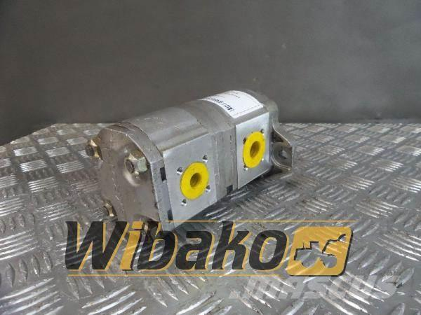 Rexroth Gear pump Rexroth G241/08+05LR20MR