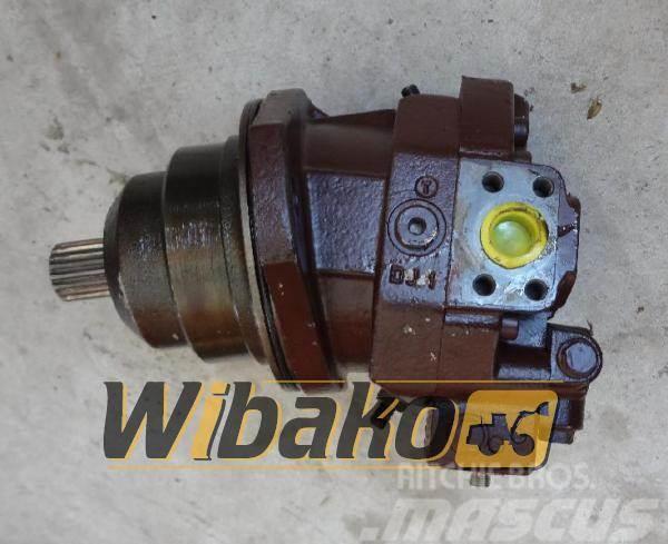 Rexroth Hydraulic motor Rexroth A6VE80HZ3/63W-VAL027B R902