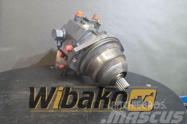 Rexroth Hydraulic motor / Silnik hydrauliczny Rexroth A6VE