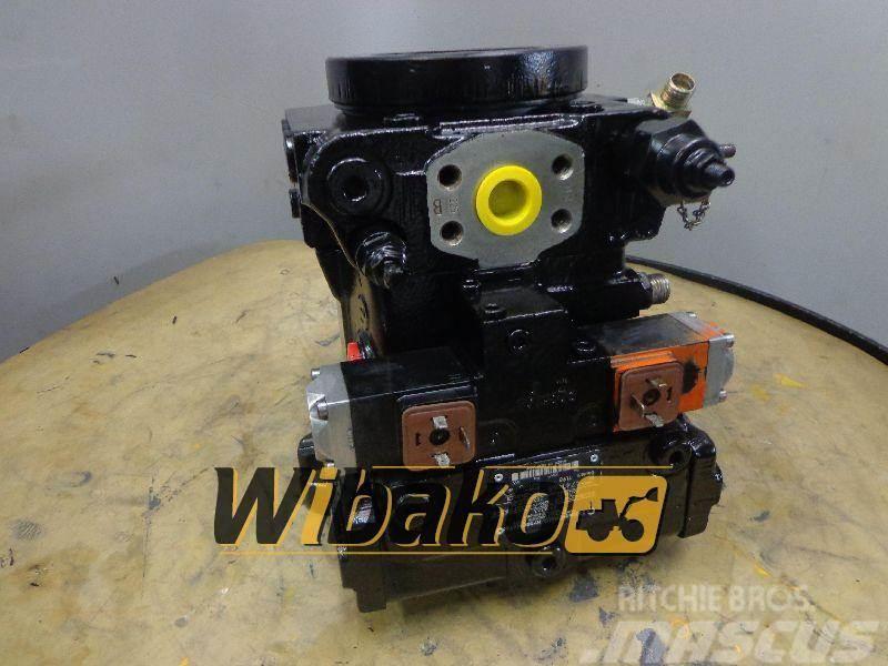 Rexroth Hydraulic pump / Pompa jazdy Rexroth A4VG40DA1D2/3