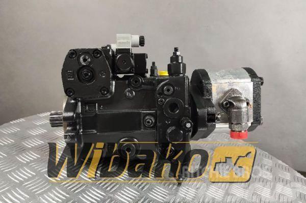 Rexroth Hydraulic pump Rexroth A4VG56EP2DT1/32L-NZC02F025F