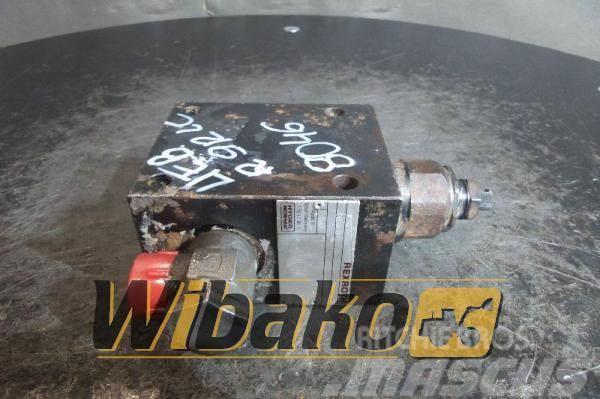 Rexroth Safety valve / Zawór bezpieczeństwa Rexroth DBDS10