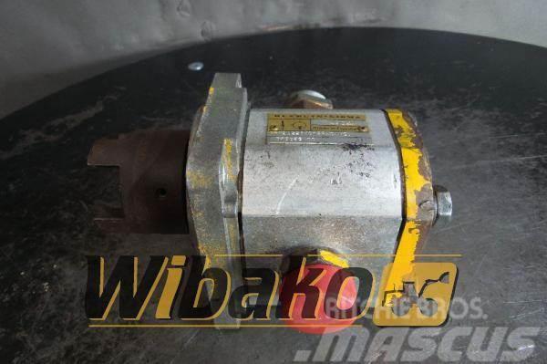 Rexroth Sigma Gear pump Rexroth Sigma 1PF2G223/012RA01MS 3