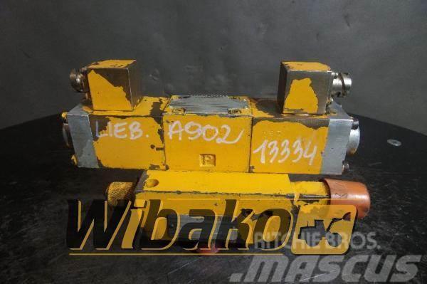 Rexroth Valves set Rexroth 4WE6G52/BG24NK26S0697 AGEV3-050