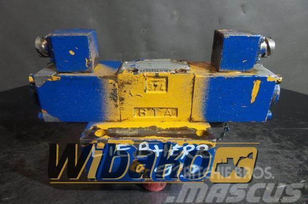 Rexroth Valves set Rexroth AG4EV3-050087-A/G24NK26M 589411