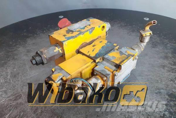 Rexroth Valves set Rexroth AGEV3-05097-B/G24MDK26M 4WE6G53