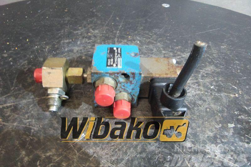 Rexroth Valves set Rexroth M10-1018-01/1W04/02 00385345