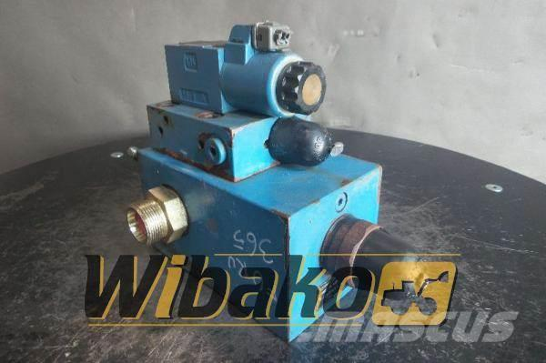 Rexroth Valves set Rexroth MHRSM25A20/EG26C4M