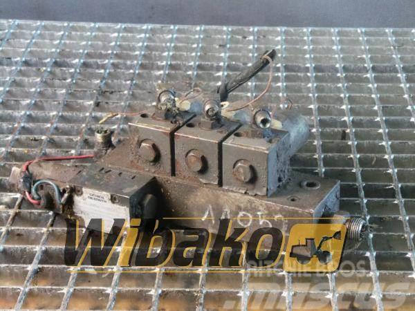 Rexroth Valves set / Zestaw zaworów Rexroth 4WE6D-60M0/AG2
