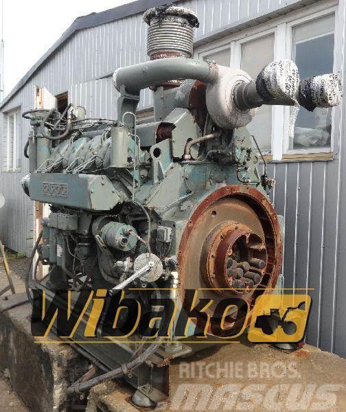 Rolls Royce Engine / Silnik spalinowy Rolls Royce DV8-500G D78