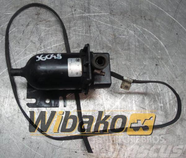 SB Podgrzewacz płynu chłodzącego Silnika SB 590-600 K