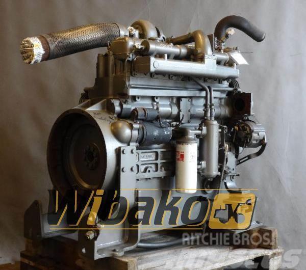 Scania Engine Scania 6 CYL.