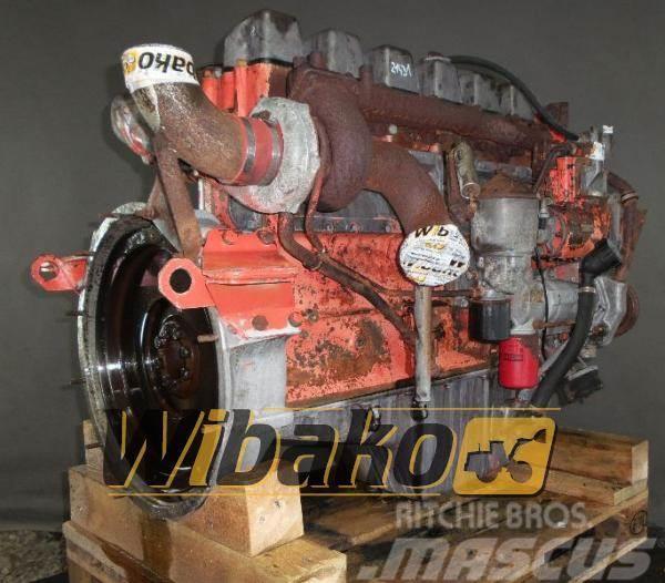 Scania Engine Scania DS9 05