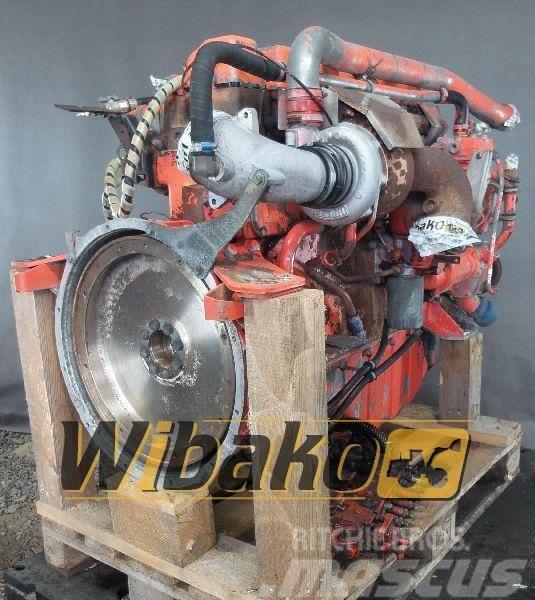 Scania Engine Scania DSC 9