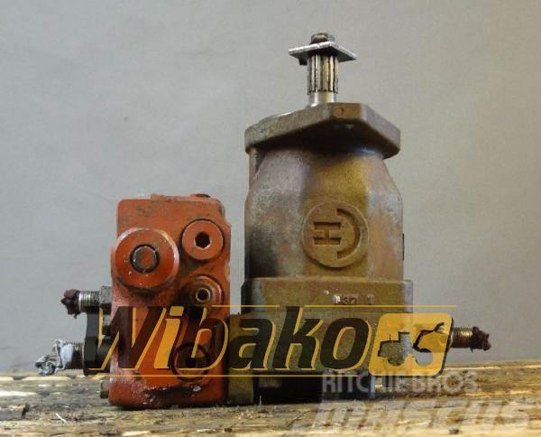 Uchida Hydraulic motor Uchida A10F37W1S8XU