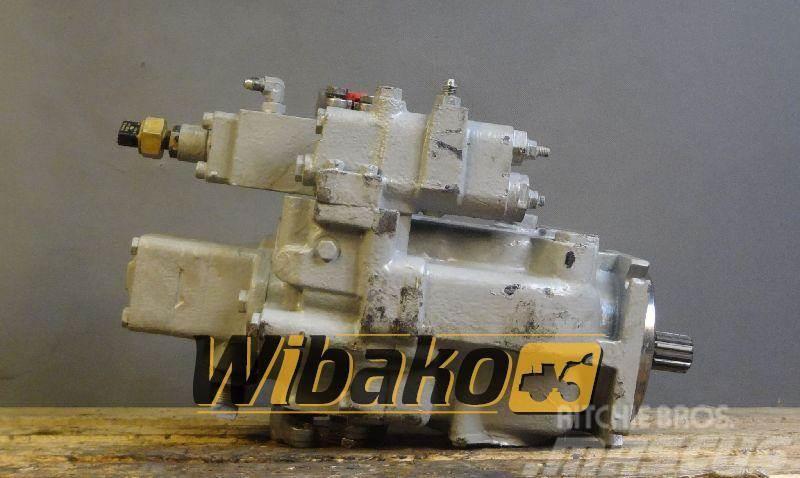 Vickers Hydraulic pump / Pompa hydrauliczna Vickers PVH57V
