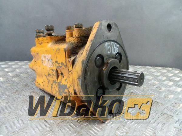 Vickers Vane pump / Pompa łopatkowa Vickers 4525VQ60A17 31