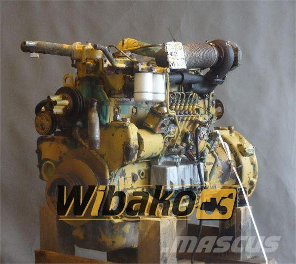 Volvo BM Engine for Volvo BM 5350B 4x4