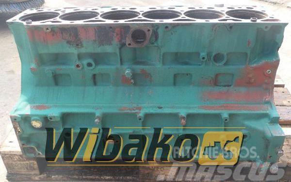 Volvo Crankcase Volvo D7