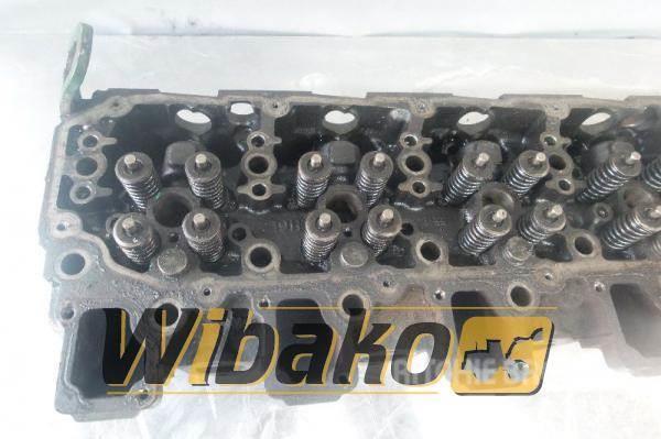 Volvo Cylinder head Volvo D7E