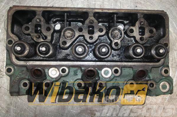 Volvo Cylinder head Volvo TD63ES 1001523
