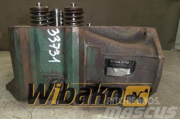 Volvo Cylinderhead Volvo D16 1001676