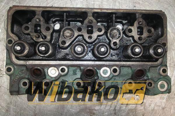 Volvo Cylinderhead Volvo TD63ES 1001523