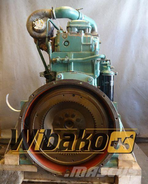 Volvo Engine for Volvo A30