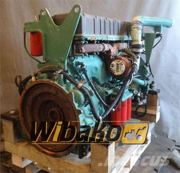 Volvo Engine for Volvo A35D