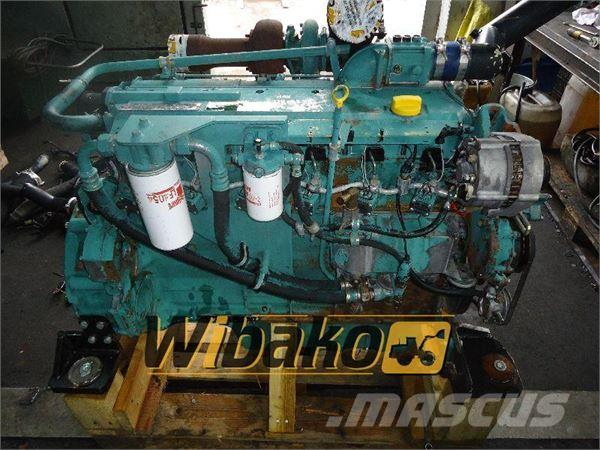 Volvo Engine for Volvo EC240