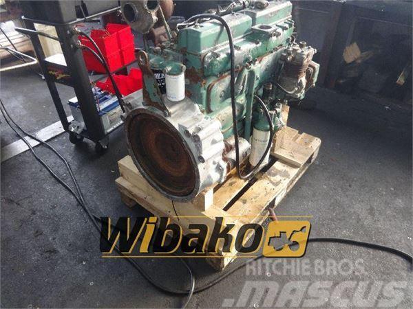 Volvo Engine for Volvo EW230B