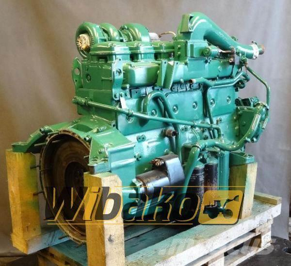 Volvo Engine / Silnik spalinowy Volvo TD103ES