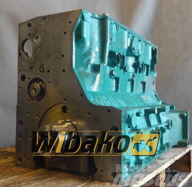 Volvo Engine / Silnik spalinowy Volvo D5D CDE3