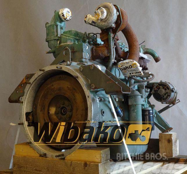 Volvo Engine / Silnik spalinowy Volvo TD41