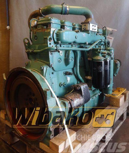 Volvo Engine / Silnik spalinowy Volvo TD102G