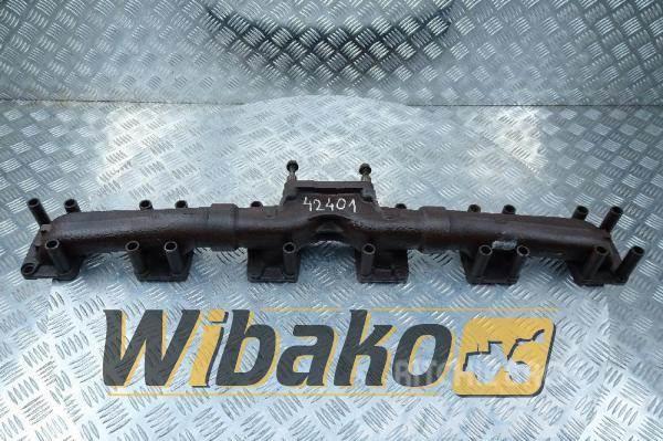 Volvo Exhaust manifold Volvo D12 20743490/3155030