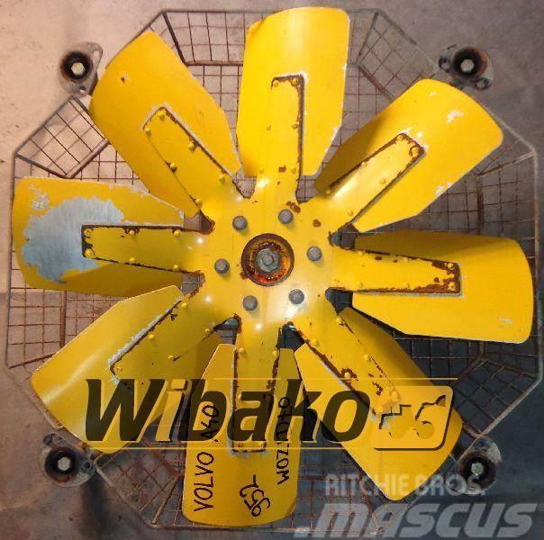 Volvo Fan / Wentylator Volvo 1542552P04 5709W939