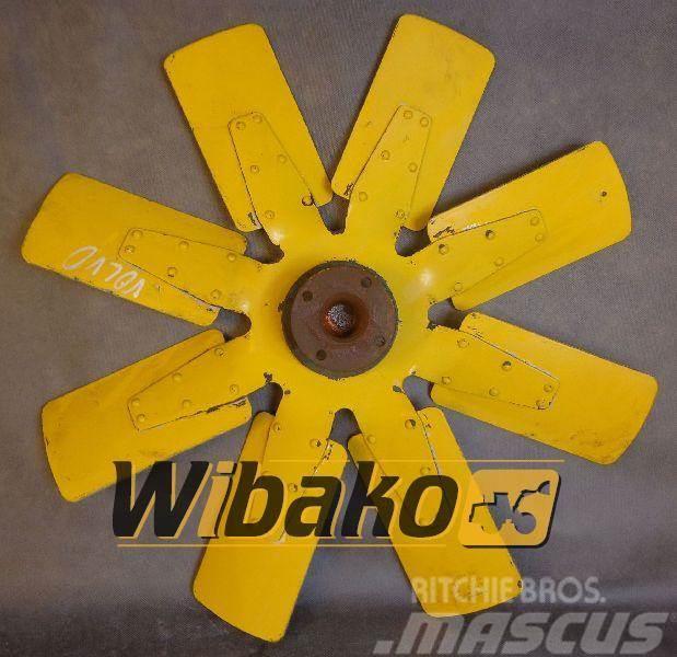 Volvo Fan / Wentylator Volvo 4775342P01 5709W950