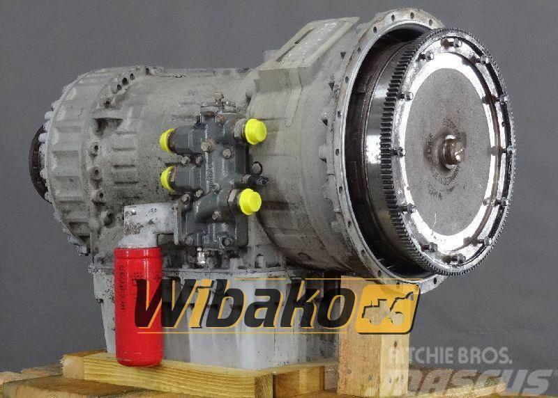 Volvo Gearbox/Transmission / Skrzynia biegów Volvo PT166