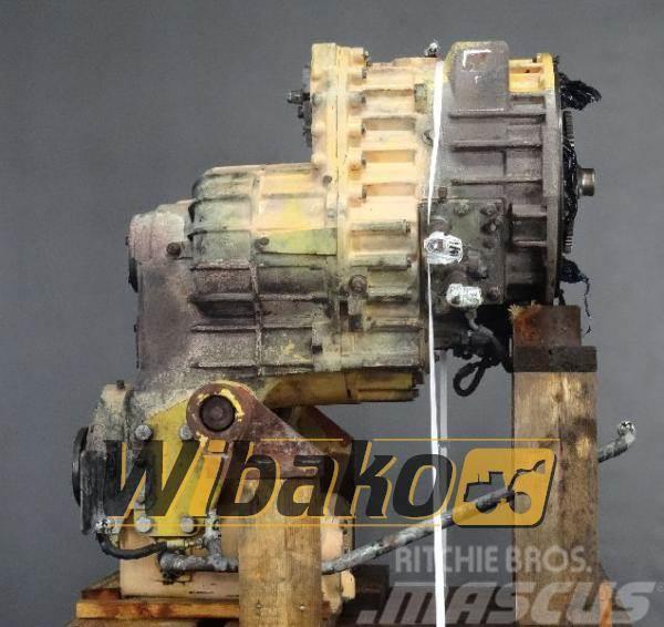 Volvo Gearbox/Transmission / Skrzynia biegów Volvo HTE30