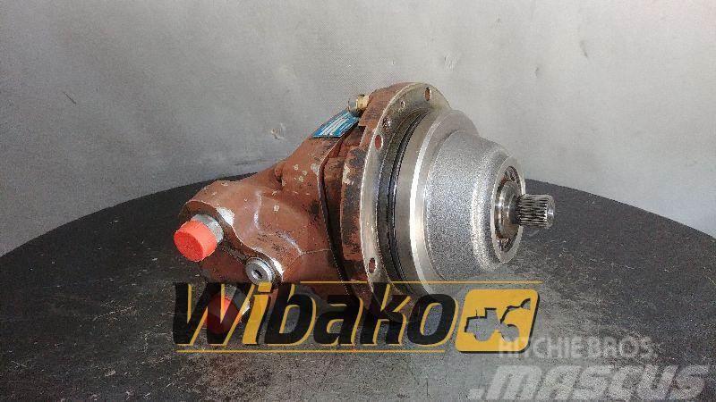 Volvo Hydraulic motor Volvo 3707240 9047187