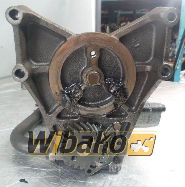 Volvo Hydraulic pump Silnika Volvo TD122KHE 1000726
