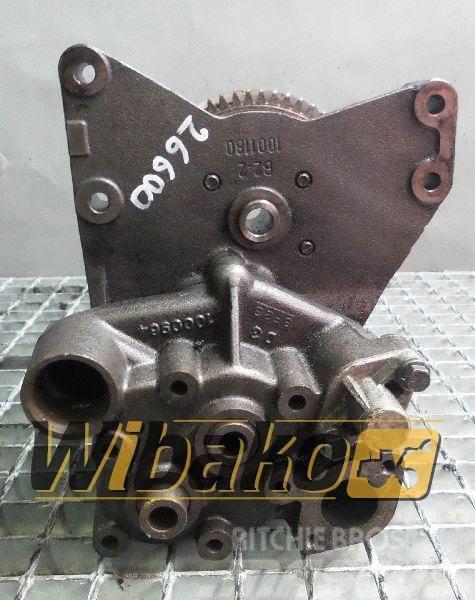 Volvo Hydraulic pump Silnika Volvo 164KAE 1000964
