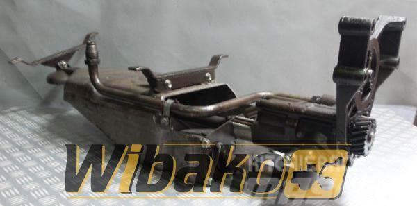 Volvo Hydraulic pump Silnika Volvo TD122GA 1000726