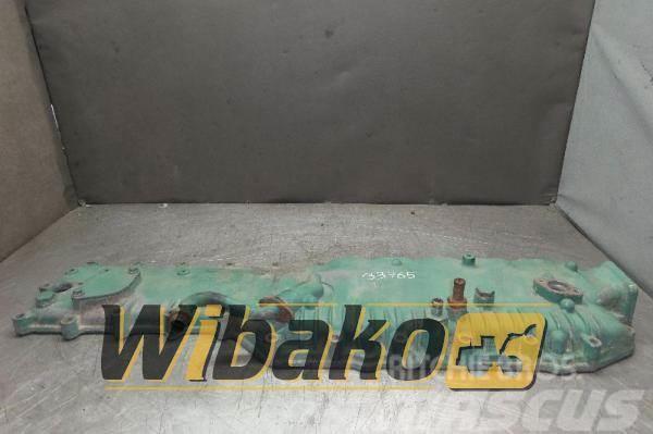 Volvo Obudowa chłodnicy oleju Volvo D13A440 20952964