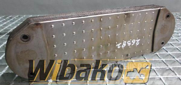 Volvo Oil radiator Volvo D12C