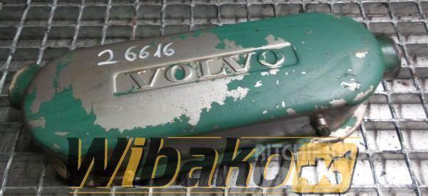 Volvo Oil radiator Volvo TD164KAE 8149982-02