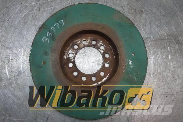 Volvo Pulley Volvo D13A440 20792248