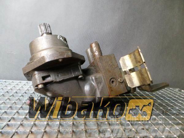 Volvo Swing motor / Silnik obrotu Volvo 9014341272